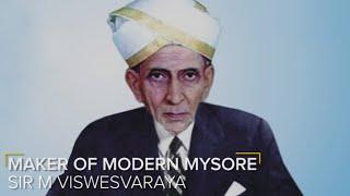 The Engineering Feats of Sir M Viswesvaraya