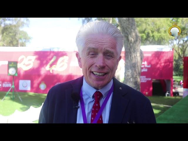 Mark Lichtenhein - Directeur Général Ladies European Tour