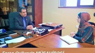 Ferec Quliyevin Yeni Musavat Tv-ye musahibesi. 01/01/2015