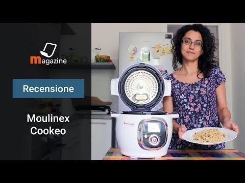 Recensione Moulinex Cookeo