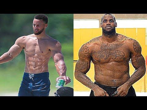Stephen Curry Vs LeBron James Transformation ★ 2018