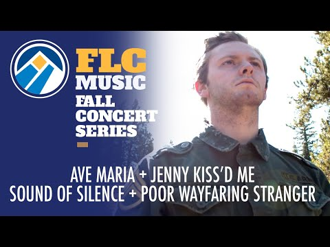 Fort Lewis College Fall Music Concert: Ave Maria, Jenny Kiss'd Me, and Poor Wayfaring Stranger