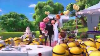 HAPPY Pharrell Williams Minions song