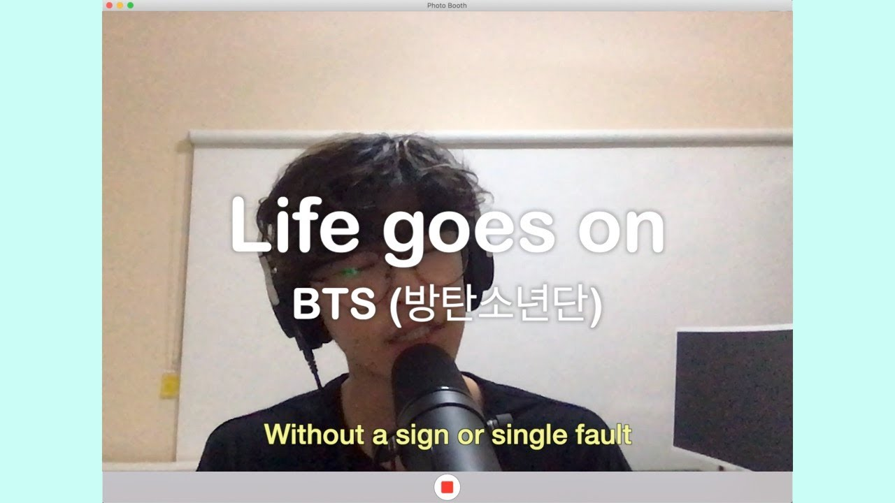 Download Life goes on - BTS (방탄소년단) [English Cover]