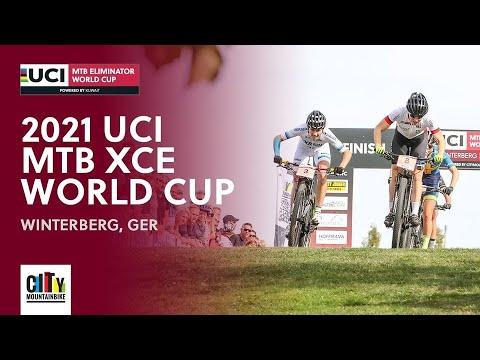 LIVE - UCI Mountain Bike Eliminator World Cup 2021   Winterberg, Germany - Видео онлайн