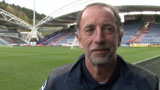 INTERVIEW | Kevin Summerfield on Huddersfield draw | Huddersfield Town 1-1 Birmingham City