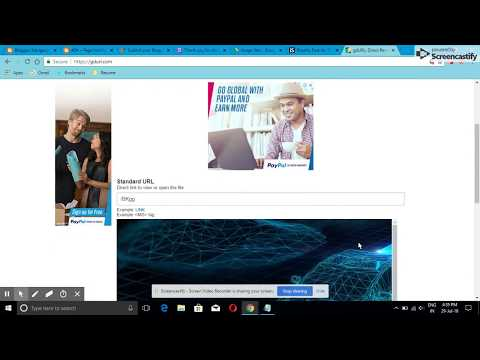 How To Host/ Use Google Drive Image In HTML File/ Image