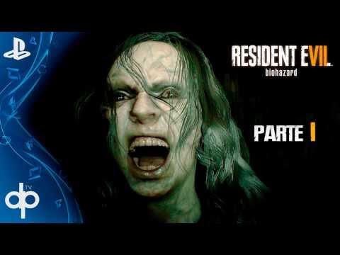 Resident Evil 7 Gameplay Español Parte 1 (PS4 PRO) Walkthrough   Prologo El Comienzo 1080p 60FPS