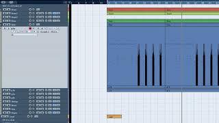 新しい音源の練習