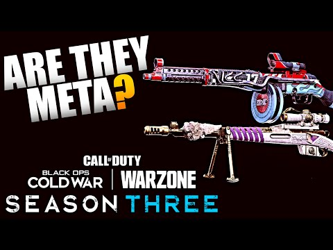 Are the PPSH & Swiss Worth Using After the Season 3 Warzone Update? & Where they Fit in the Meta