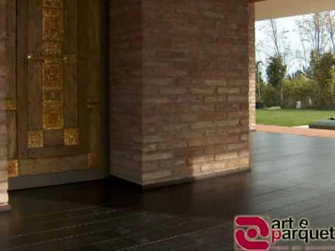 Pavimenti in legno - Art e parquet