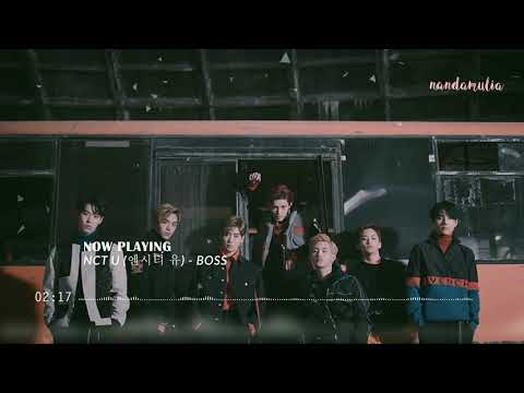 NCT U (엔시티 유) - BOSS [3D+BASS BOOSTED+EMPTY ARENA]