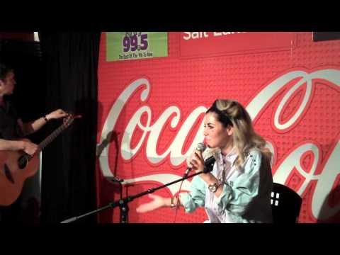 (HD) Marina And The Diamonds - Interview Segments (97.1 ZHT Radio 17/07/2012)
