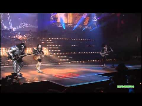 KISS - Detroit Rock City [ East Rutherford 6/27/00 ]