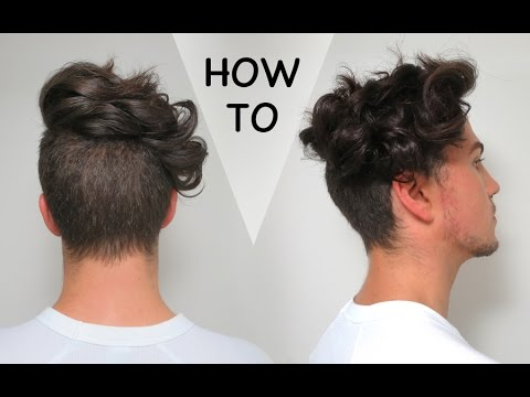 How To Make Your Hair Naturally Straight For Guys