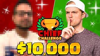 $10,000 CHIEF CHALLENGE feat. the #1 PLAYER! (brawl stars)