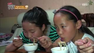 글로벌 아빠 찾아 삼만리 - 몽골에서 온 자매 1부 아빠를 위해 부르는 노래_#001