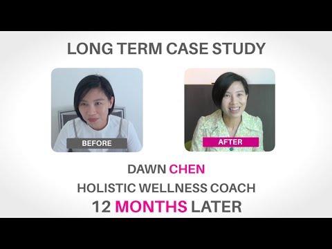Long Term Case Study: Dawn Chen, 12 Months Later