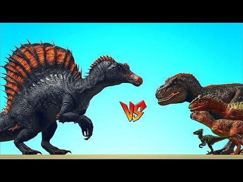 Spinosaurus ark