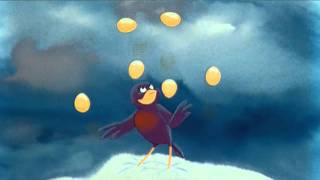 Fuglekrigen i Kanøfleskoven - Oliver og Olivia