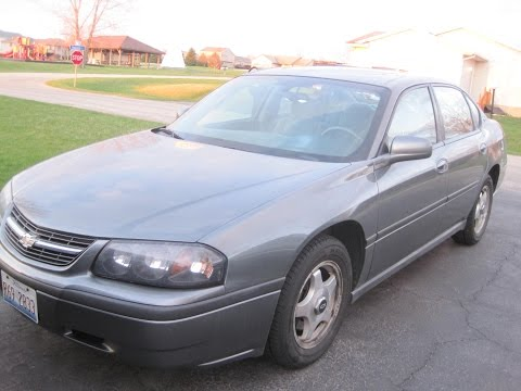 2000-2005 Chevy Impala Review