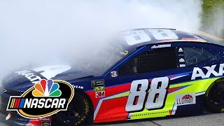 NASCAR Cup Series Camping World 400 | EXTENDED HIGHLIGHTS | 6/30/19 | Motorsports on NBC