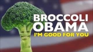 Annoying Orange - Broccoli Obama Presidential Campaign Video