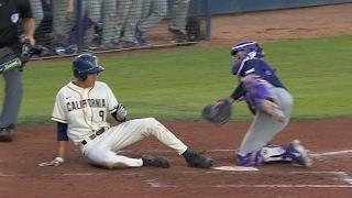 Recap: California baseball falls to No. 8 TCU