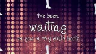 Jamie Grace- White Boots- Lyrics