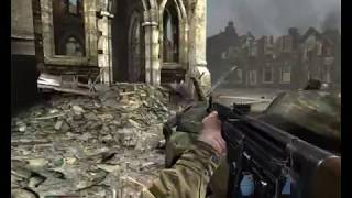 Medal of Honor Airborne Gameplay