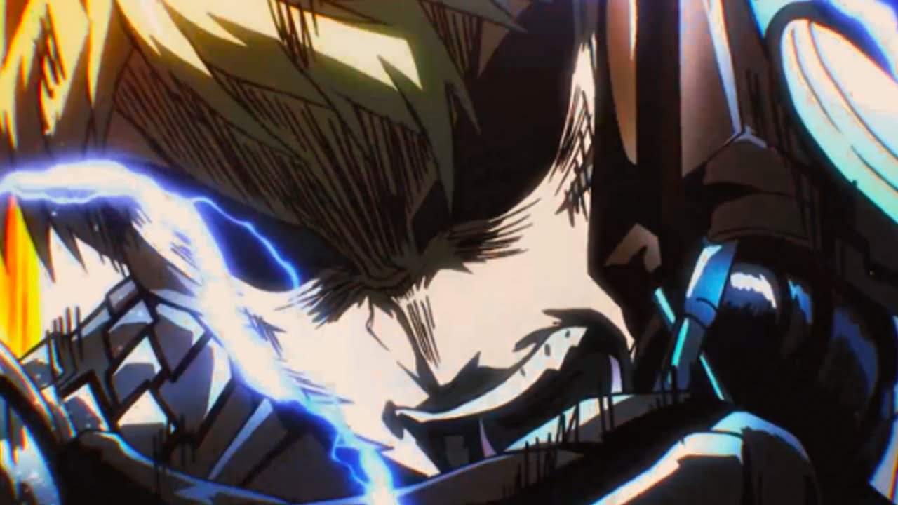One Punch Man Saitama Vs Genos - GENOS & SAITAMA VS A METEOR! - One Punch Man ワンパンマン Anime ...