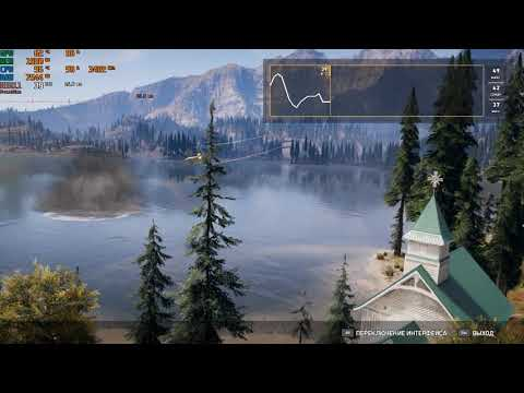 Far Cry 5 на процессоре с Ali Xeon E3 1270 + Gtx 760 [720p] Benchmark