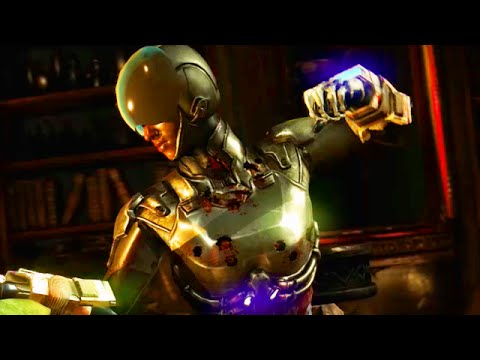 "THE BEST COMEBACK FINISH! - Mortal Kombat X ""Jacqui Briggs"" Gameplay (Mortal Kombat XL Ranked)"