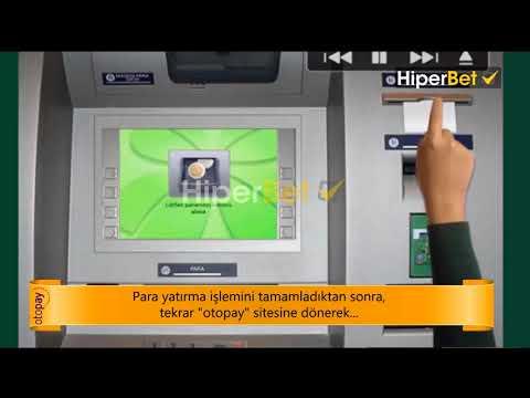 Hiperbet Otopay ile Para Yatırımı