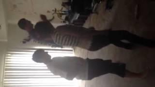 Mexican Line Dancing
