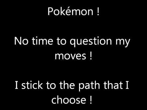 Pokémon Season 5 Theme - The Master Quest (Lyrics)