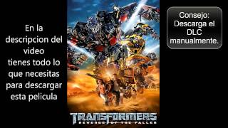 Descargar Transformers 2 DVDRip Latino [HF]