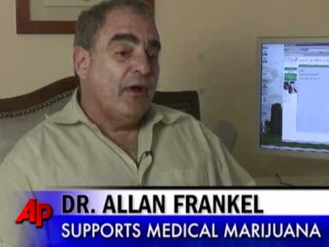 Medical Marijuana May Not Be Just for the Sick