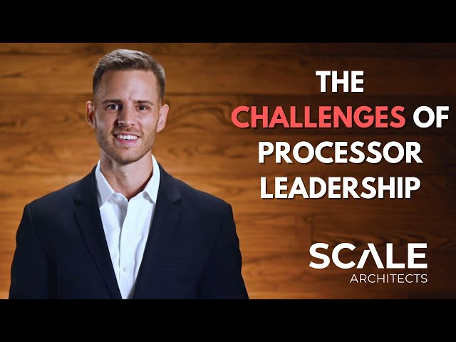 The challenges of Processor leadership
