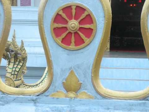 Wat Xieng Thong, a buddhist temple in Luang Prabang, Laos
