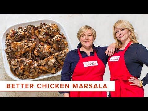 How to Make Better Chicken Marsala