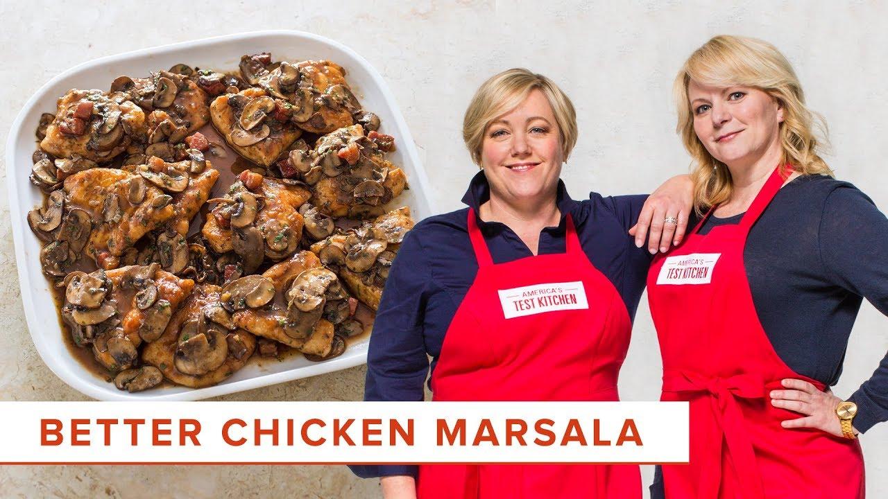 Chicken Marsala Recipe Food Network