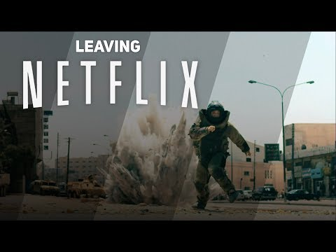 What's Leaving Netflix  May 2018