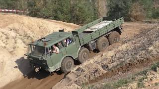 7 Best Military Trucks In The World EP 2