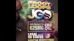Jolly Green CBC oil 625mg Top Notch Marijuana review