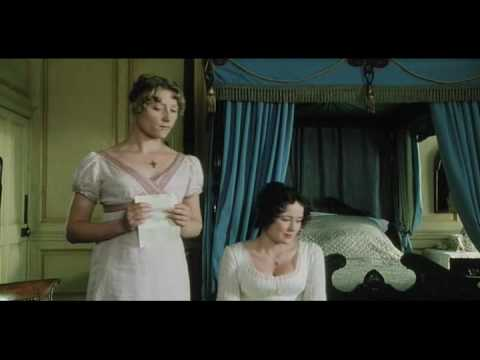 "Lydia Wickham... scene from ""Pride & Prejudice"""