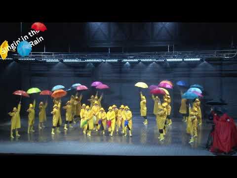 Vivez l'expérience Singin' au Grand Palais !