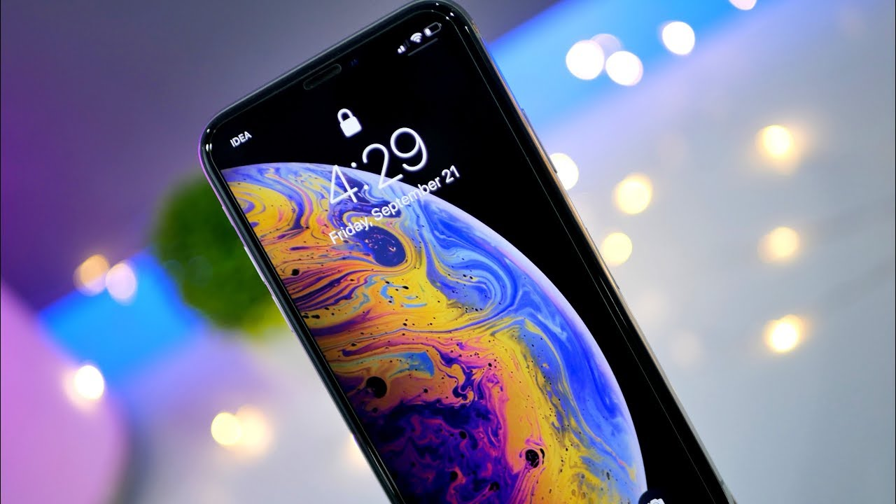 Get Iphone Xs Xs Max Live Wallpapers On Any Iphone Youtube