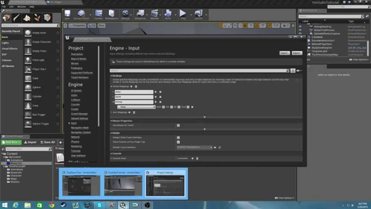 Unreal Engine 4 Top Down Shooter Tutorial 3
