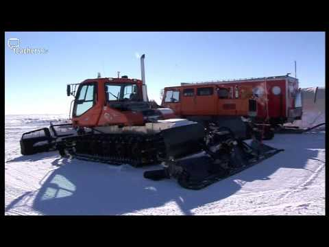 Teachers TV: Antarctica